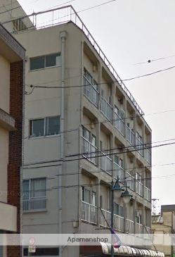東京都三鷹市、吉祥寺駅バス8分下連雀下車後徒歩2分の築43年 4階建の賃貸マンション