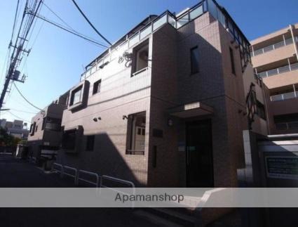 東京都武蔵野市、西荻窪駅徒歩25分の築18年 3階建の賃貸マンション