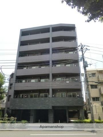 東京都杉並区、永福町駅徒歩9分の築5年 7階建の賃貸マンション
