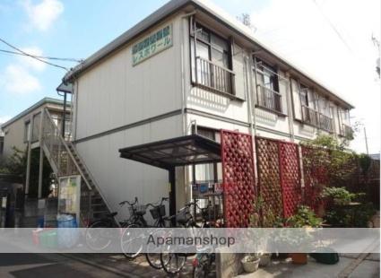 東京都練馬区、吉祥寺駅徒歩18分の築25年 2階建の賃貸アパート