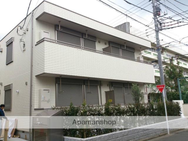 東京都武蔵野市、吉祥寺駅徒歩14分の築2年 2階建の賃貸マンション