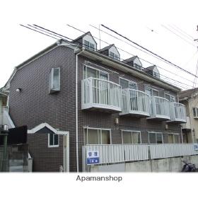 東京都小金井市、武蔵境駅徒歩15分の築22年 2階建の賃貸アパート