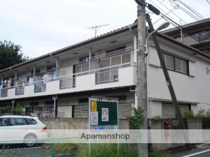 東京都三鷹市、三鷹駅徒歩11分の築40年 2階建の賃貸アパート