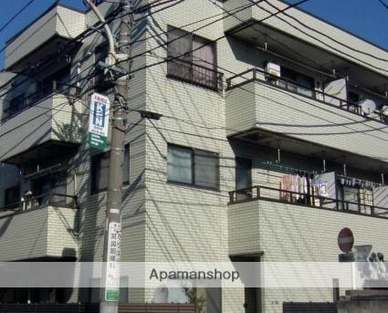 東京都三鷹市、久我山駅徒歩22分の築28年 3階建の賃貸マンション