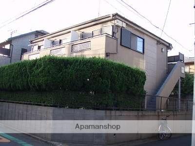 東京都武蔵野市、吉祥寺駅徒歩15分の築25年 2階建の賃貸アパート
