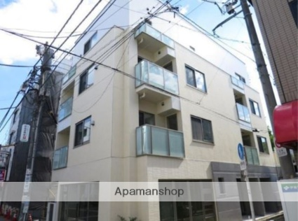 東京都杉並区、荻窪駅徒歩21分の築1年 5階建の賃貸マンション