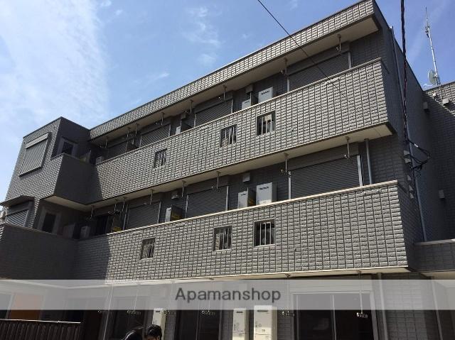東京都武蔵野市、吉祥寺駅徒歩8分の新築 3階建の賃貸マンション