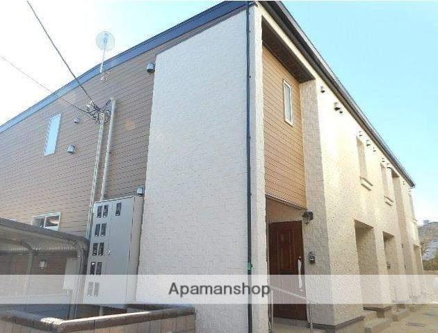 東京都小金井市、東小金井駅徒歩18分の新築 2階建の賃貸アパート