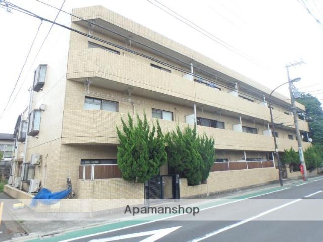 東京都杉並区、高井戸駅徒歩14分の築18年 3階建の賃貸マンション