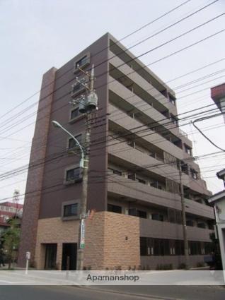 東京都小金井市、武蔵小金井駅徒歩26分の築9年 7階建の賃貸マンション
