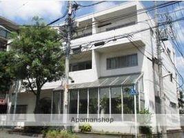 東京都武蔵野市、西荻窪駅徒歩12分の築44年 3階建の賃貸マンション