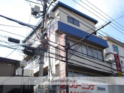 東京都三鷹市、三鷹駅バス10分三鷹農協前下車後徒歩1分の築43年 4階建の賃貸マンション