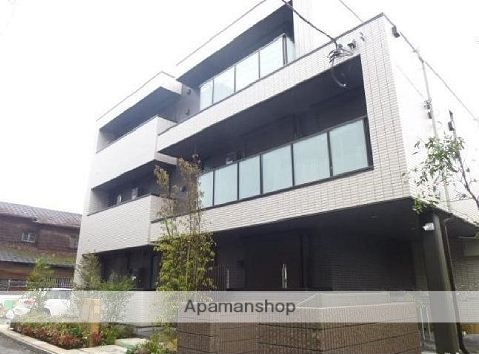 東京都西東京市、西武柳沢駅徒歩15分の新築 3階建の賃貸マンション