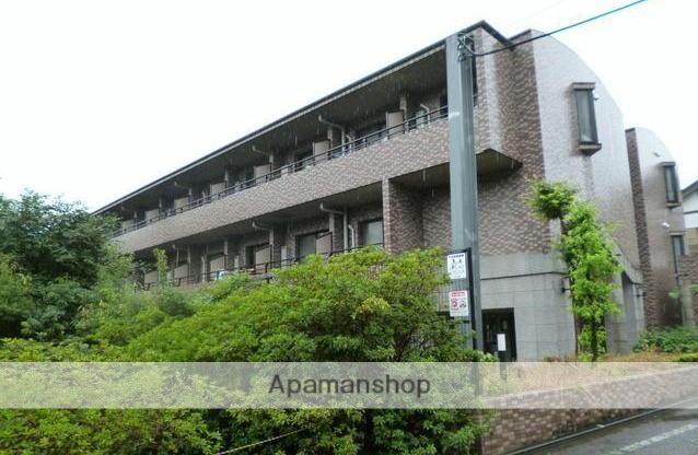 東京都小金井市、武蔵境駅徒歩35分の築23年 3階建の賃貸マンション