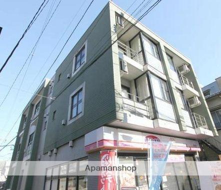 東京都武蔵野市、西荻窪駅徒歩22分の築13年 3階建の賃貸マンション