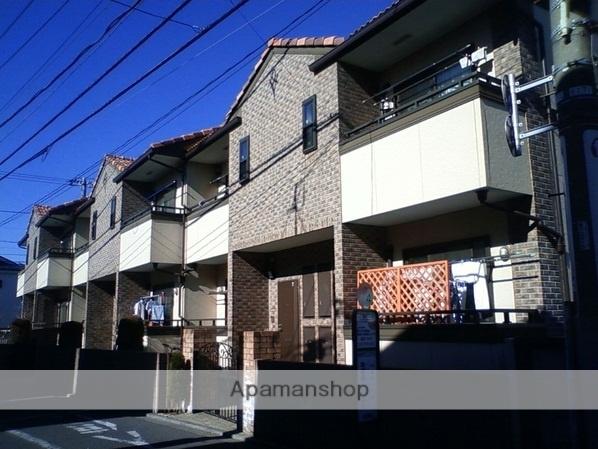 東京都小金井市、東小金井駅徒歩10分の築10年 2階建の賃貸アパート