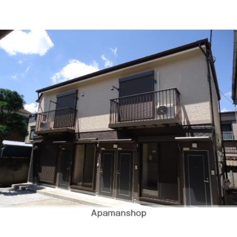 東京都杉並区、西荻窪駅徒歩19分の築3年 2階建の賃貸アパート