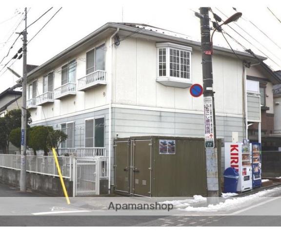 東京都三鷹市、吉祥寺駅徒歩31分の築23年 2階建の賃貸アパート