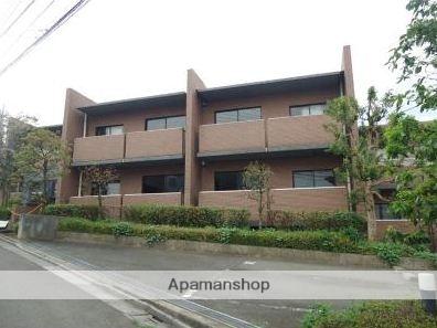 東京都三鷹市、久我山駅徒歩18分の築24年 2階建の賃貸マンション