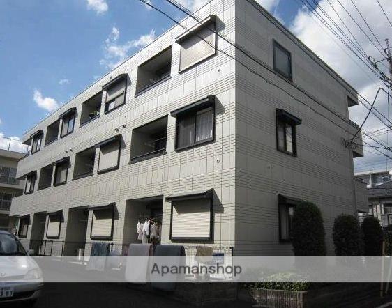 東京都武蔵野市、吉祥寺駅徒歩26分の築21年 3階建の賃貸マンション