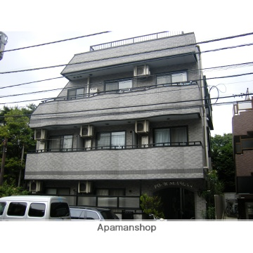 東京都武蔵野市、西荻窪駅徒歩18分の築19年 3階建の賃貸マンション
