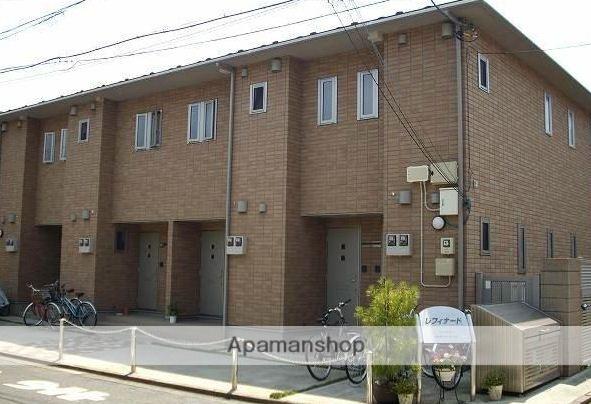 東京都武蔵野市、吉祥寺駅徒歩26分の築10年 2階建の賃貸アパート