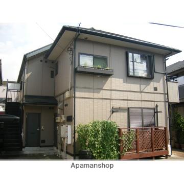 東京都武蔵野市、三鷹駅徒歩20分の築17年 2階建の賃貸アパート