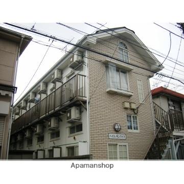東京都武蔵野市、吉祥寺駅徒歩7分の築27年 2階建の賃貸アパート