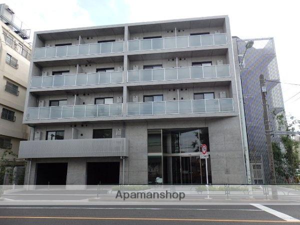 東京都杉並区、吉祥寺駅徒歩15分の築4年 5階建の賃貸マンション