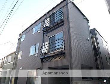 東京都武蔵野市、吉祥寺駅徒歩10分の築2年 3階建の賃貸アパート