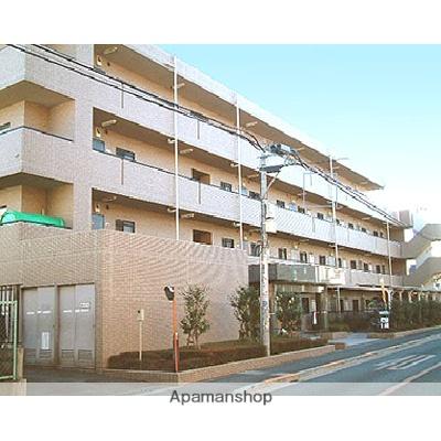 東京都小金井市、東小金井駅徒歩19分の築21年 5階建の賃貸マンション