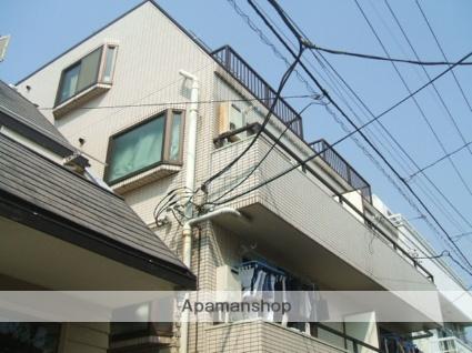 東京都小金井市、武蔵境駅徒歩13分の築23年 4階建の賃貸マンション