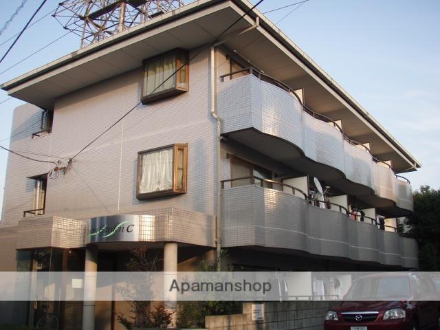 東京都三鷹市、久我山駅徒歩16分の築19年 3階建の賃貸マンション
