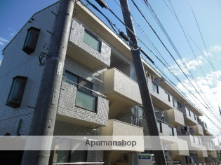 東京都三鷹市、三鷹駅徒歩24分の築29年 3階建の賃貸マンション