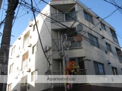 東京都杉並区、荻窪駅徒歩20分の築33年 4階建の賃貸マンション