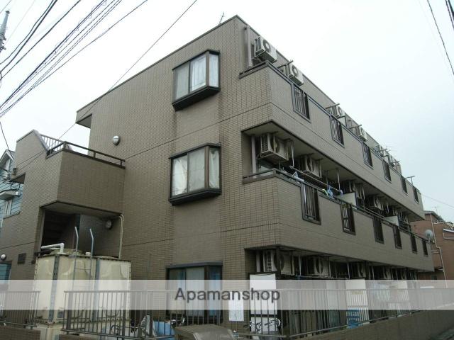東京都武蔵野市、吉祥寺駅徒歩15分の築23年 3階建の賃貸マンション