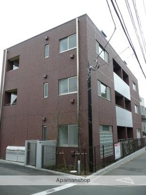 東京都小金井市、武蔵小金井駅徒歩18分の築9年 3階建の賃貸マンション