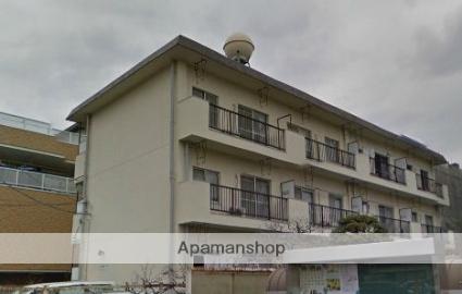 東京都三鷹市、吉祥寺駅徒歩27分の築32年 3階建の賃貸マンション