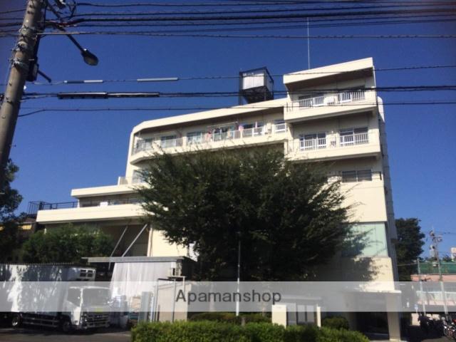 東京都武蔵野市、吉祥寺駅徒歩25分の築35年 5階建の賃貸マンション