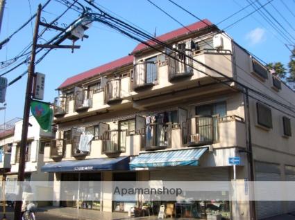 東京都武蔵野市、三鷹駅徒歩25分の築28年 3階建の賃貸マンション