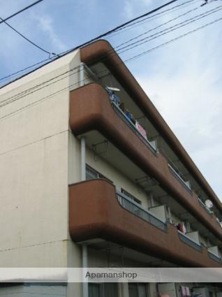 東京都武蔵野市、武蔵境駅徒歩12分の築38年 3階建の賃貸マンション