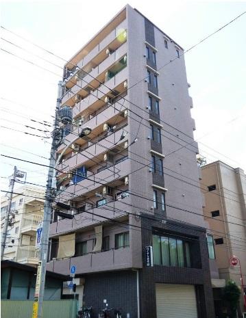 東京都練馬区、桜台駅徒歩3分の築15年 9階建の賃貸マンション
