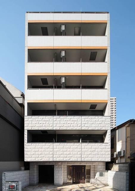 東京都新宿区、早稲田駅徒歩12分の築7年 7階建の賃貸マンション