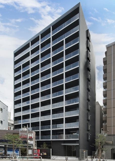 東京都渋谷区、渋谷駅徒歩8分の築4年 12階建の賃貸マンション