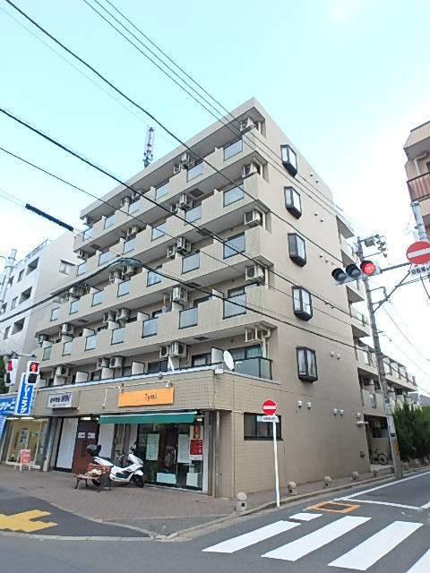 東京都練馬区、吉祥寺駅徒歩17分の築25年 6階建の賃貸マンション