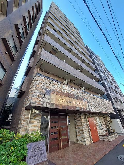 東京都新宿区、若松河田駅徒歩11分の築15年 12階建の賃貸マンション