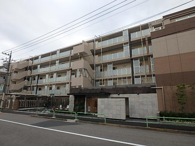 東京都練馬区、中村橋駅徒歩17分の築1年 5階建の賃貸マンション