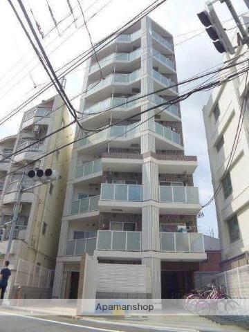 東京都中野区、新井薬師前駅徒歩8分の築1年 9階建の賃貸マンション