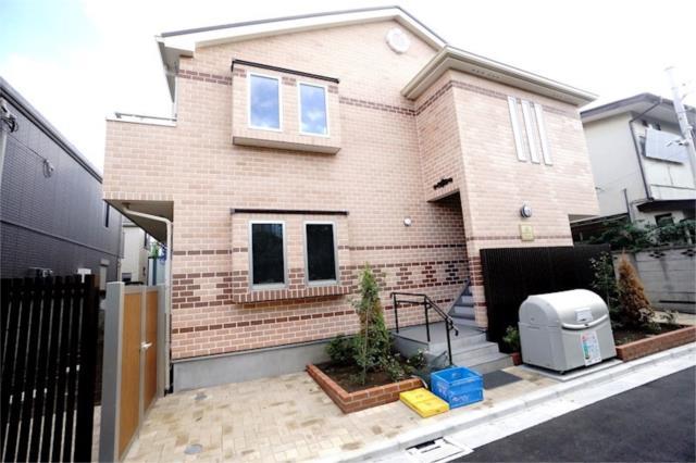 東京都杉並区、阿佐ケ谷駅徒歩25分の新築 2階建の賃貸アパート