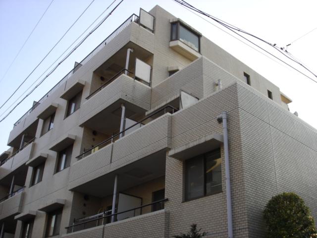 東京都豊島区、目白駅徒歩10分の築30年 5階建の賃貸マンション